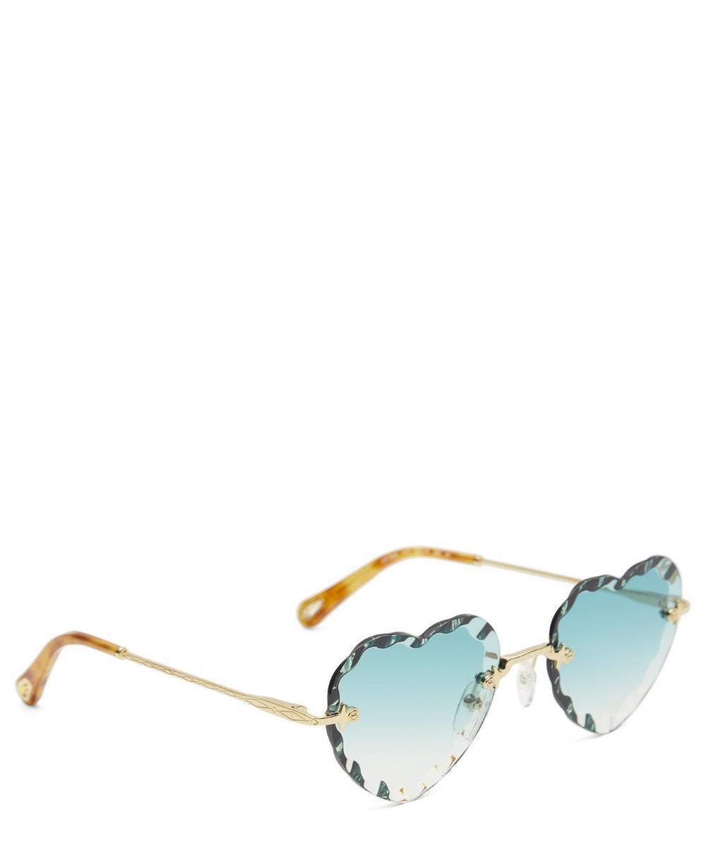 Rosie Heart Sunglasses