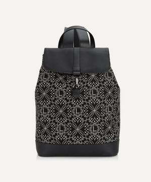 Harlequin Jacquard Backpack