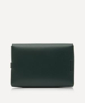 Stevie Leather Clutch Bag