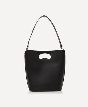 Sophia Leather Bucket Bag