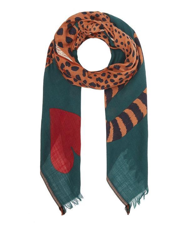 e58e44a863 Scarves for Women | Silk, Cashmere & Wool | Liberty London