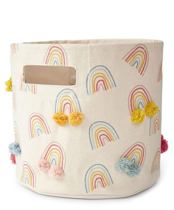 Happy Days Pom Pom Storage Basket