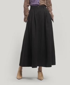 Tulay Circle Midi-Skirt