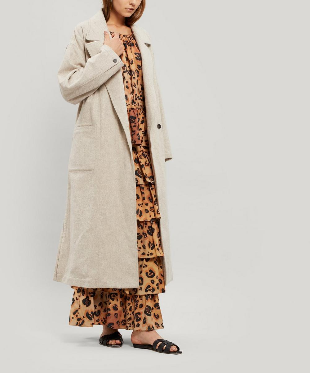 Atlas Wool Coat