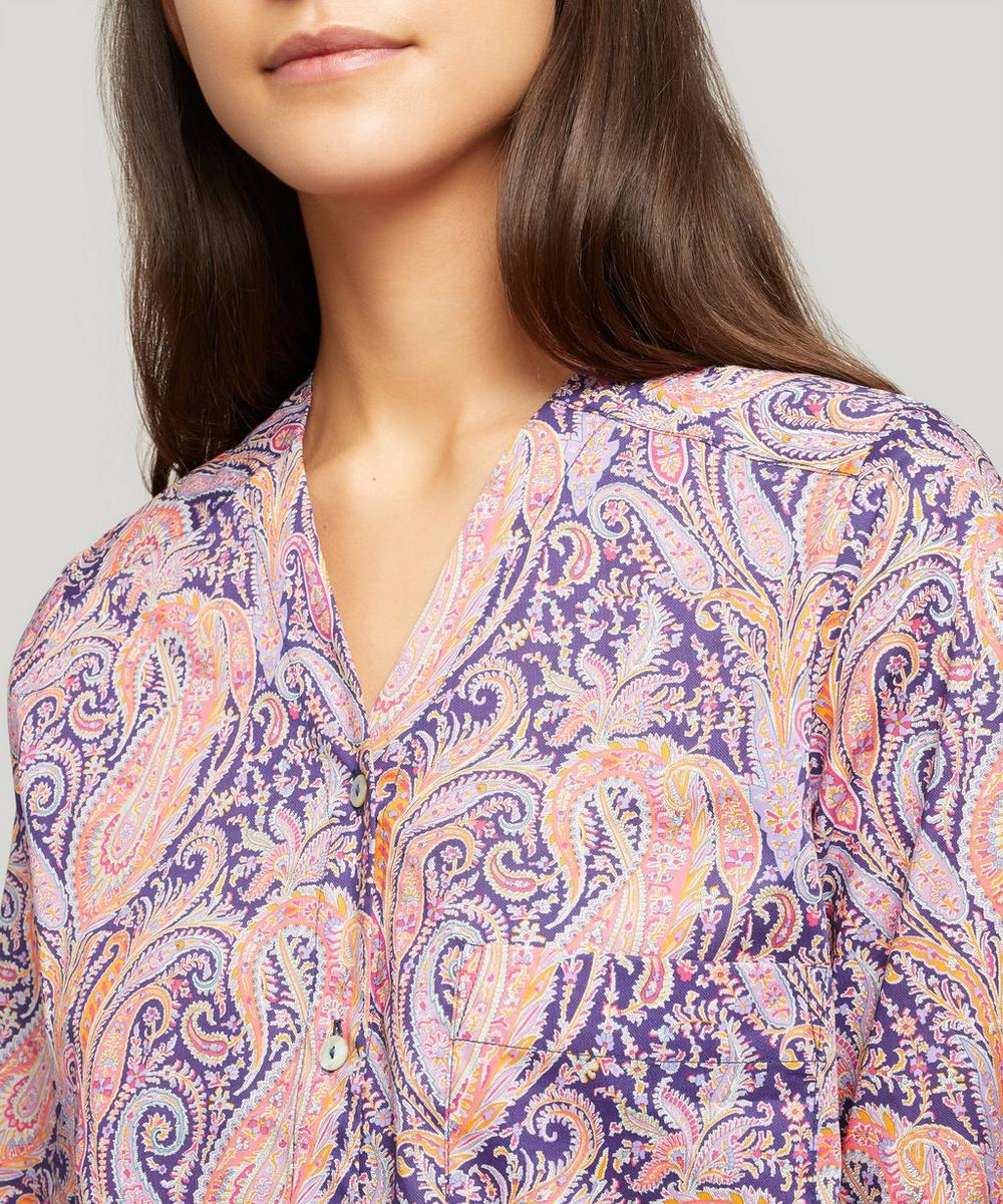 Felix and Isabelle Tana Lawn™ Cotton Hayley Shirt