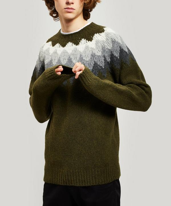 ffeb1a37bd3c3 Jumpers & Sweaters | Clothing | Men | Liberty London