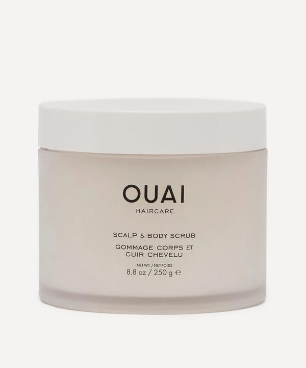 OUAI - Scalp and Body Scrub 250g