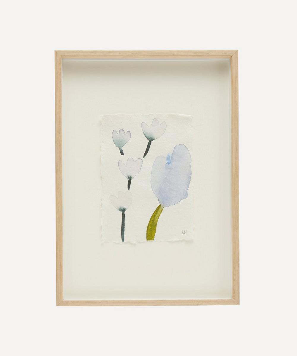 Partnership Editions - Lisa Hardy 'From Flower to Flower Six' Original Artwork