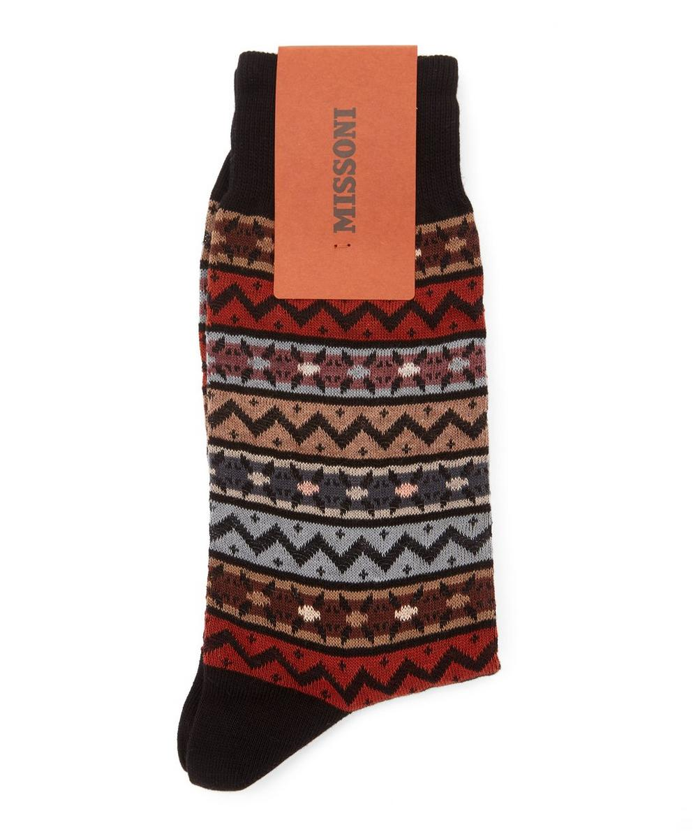 Multi Pattern Socks