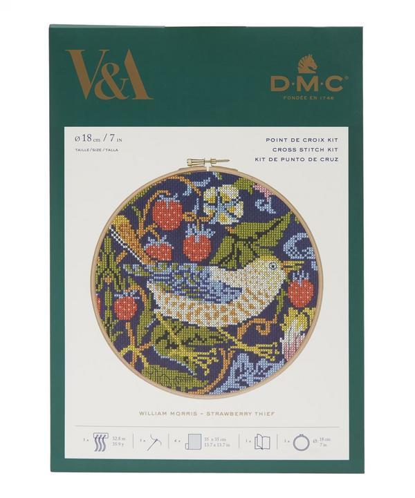 DMC - Strawberry Thief Cross-Stitch Kit