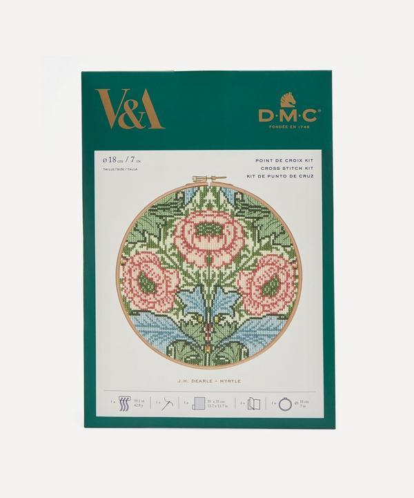 DMC - Myrtle Cross-Stitch Kit