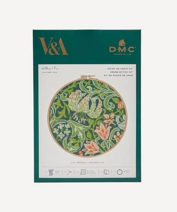 DMC - Golden Lily Cross-Stitch Kit