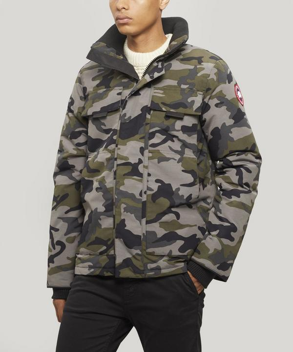 Forester Shell-Down Jacket
