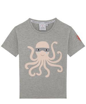 Octopus T-Shirt 1-8 Years