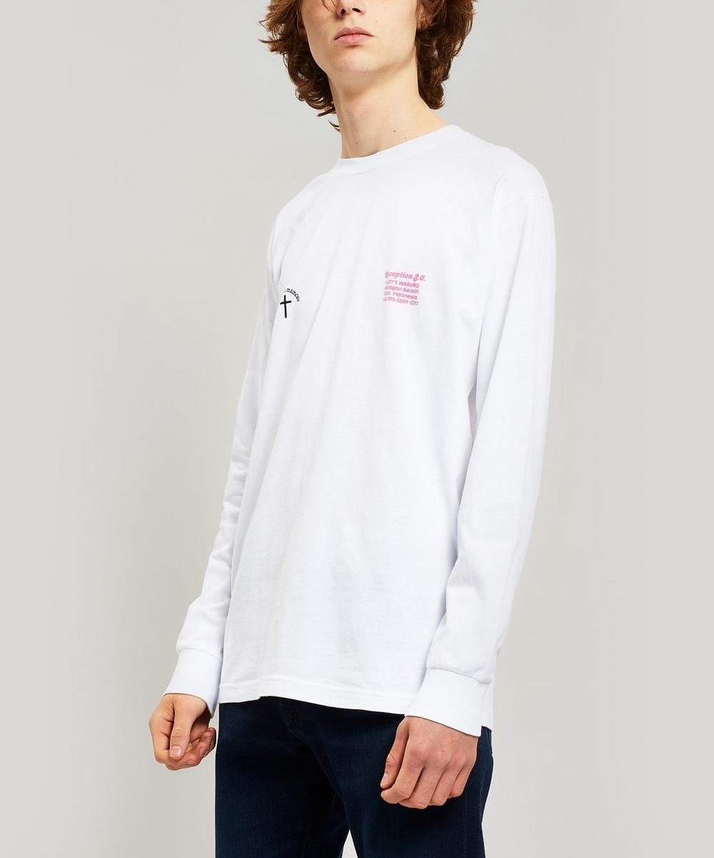 Suzy's Warung Long Sleeve Cotton T-Shirt
