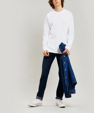 La Table du Mareyeur Long Sleeve Cotton T-Shirt