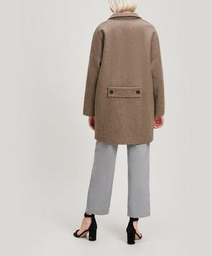 Mrs Freeze Wool-Blend Coat