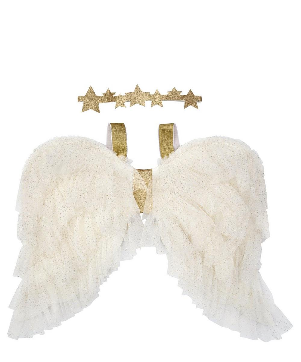 Tulle Angel Wings Dress-Up Set of Two