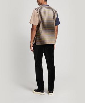 Velvet Fishtail Trousers