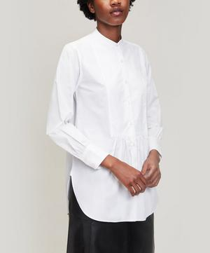 Gisele Cotton Poplin Blouse