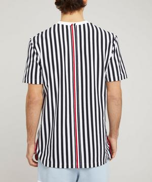 Bold Stripe Cotton T-Shirt