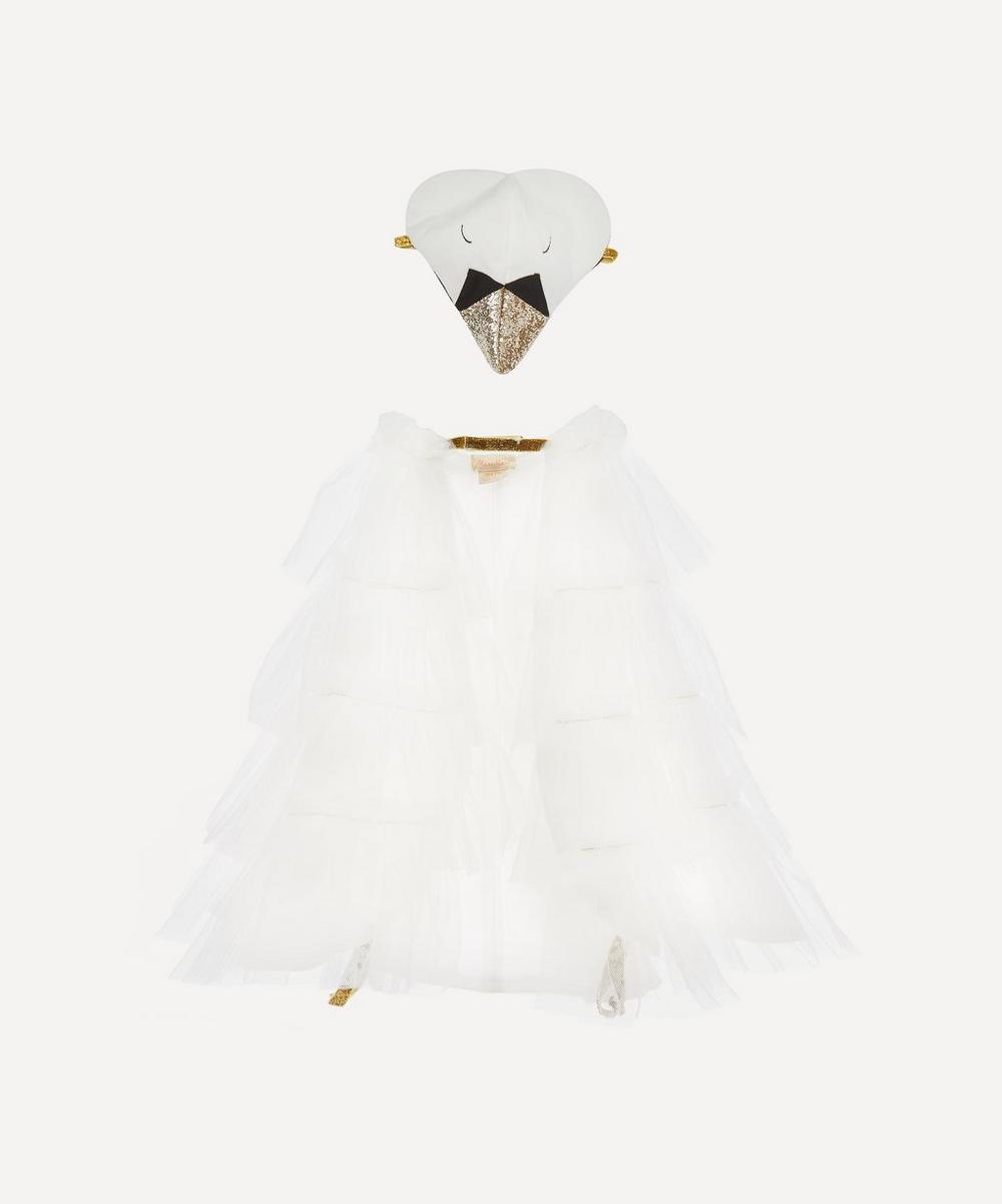 Swan Cape Dress-Up Kit 3-6 Years