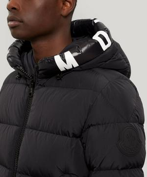 Dubois Logo-Trimmed Hooded Puffer Jacket