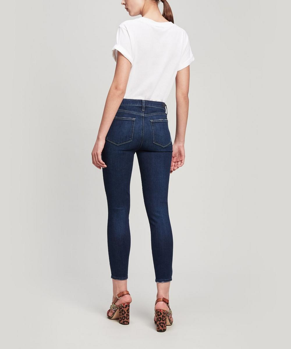 Hoxton High-Rise Ultra-Skinny Crop Jeans