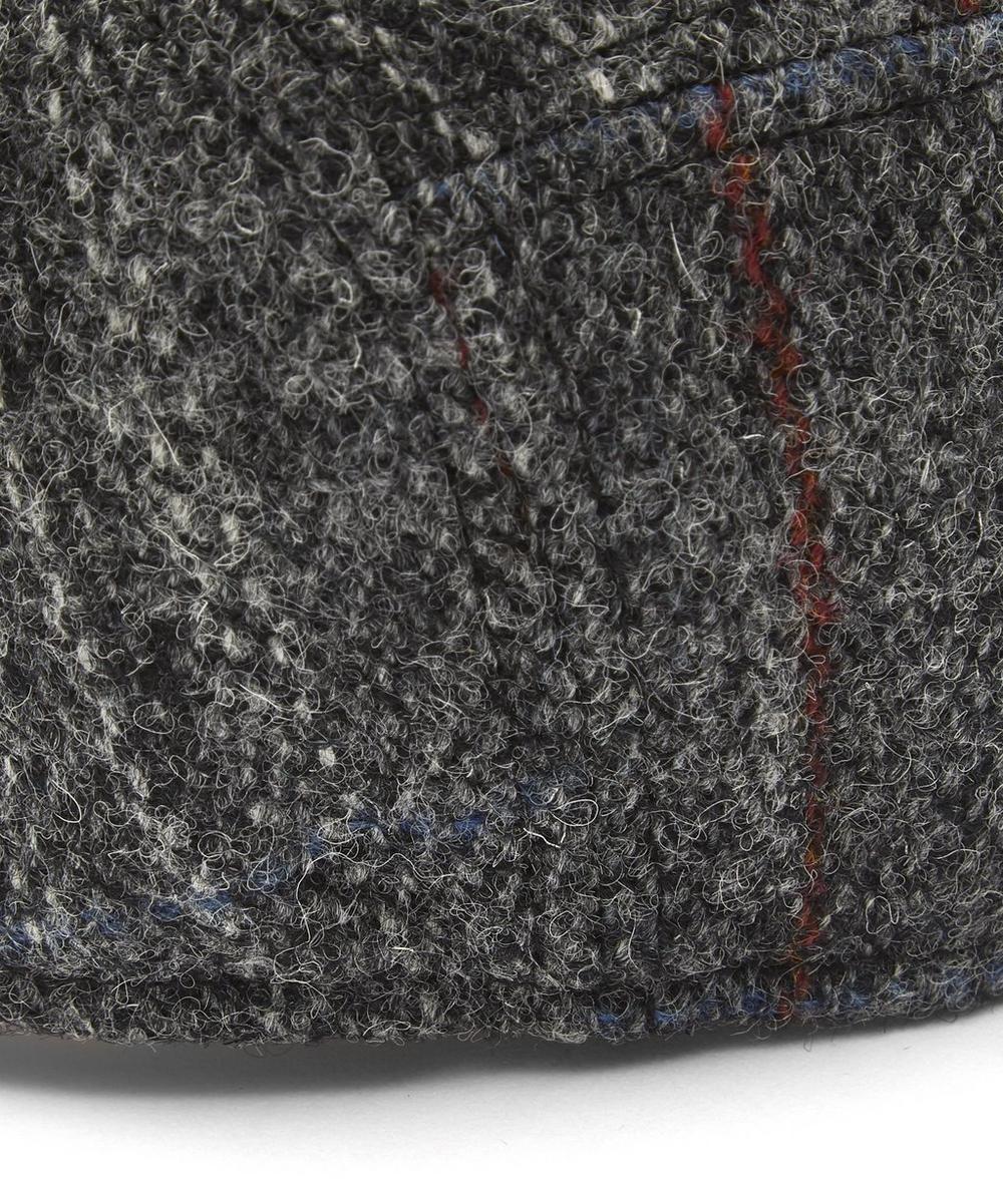 Harris Tweed Tailored Driver Cap