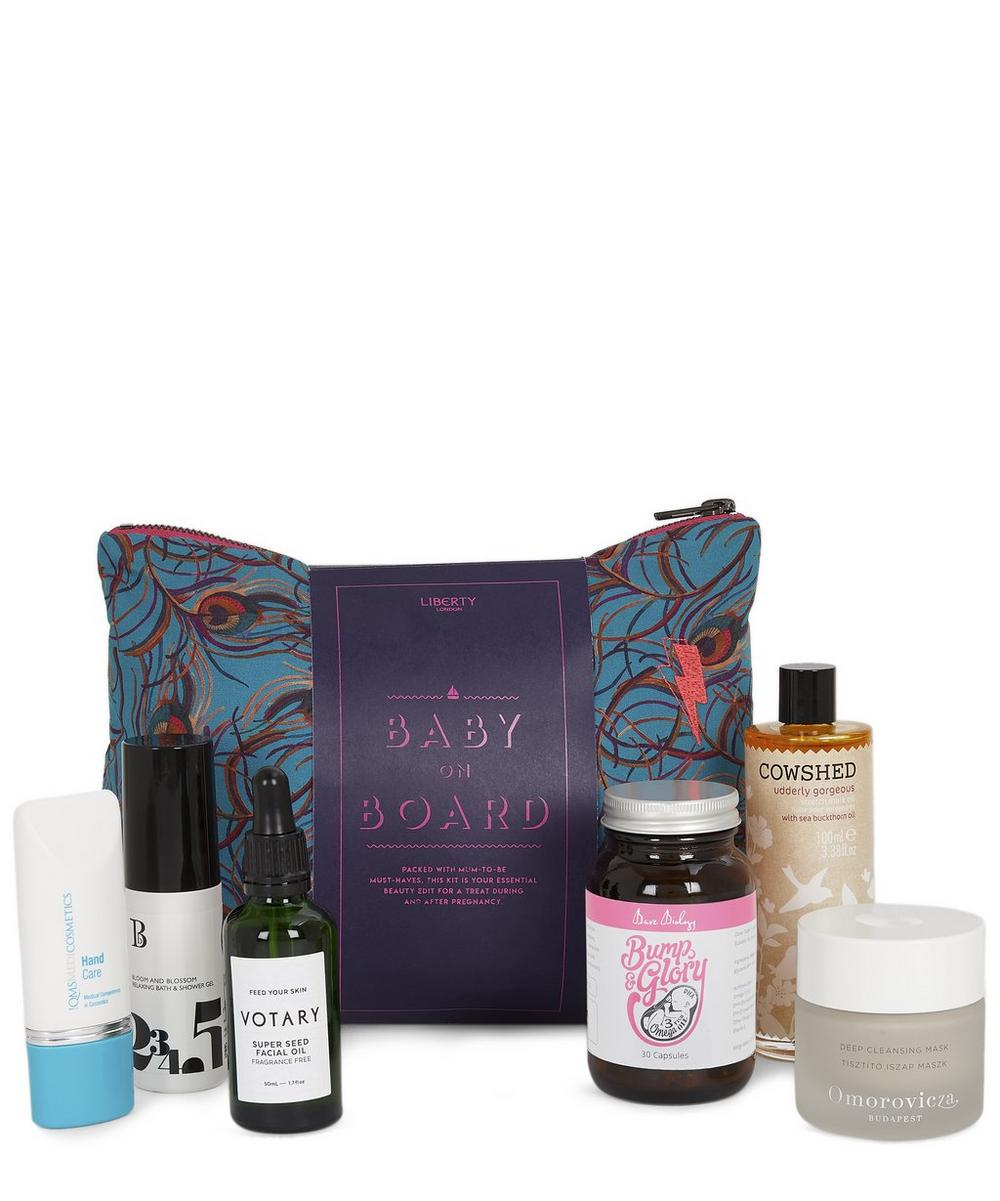 Liberty London - Baby on Board Kit 2019