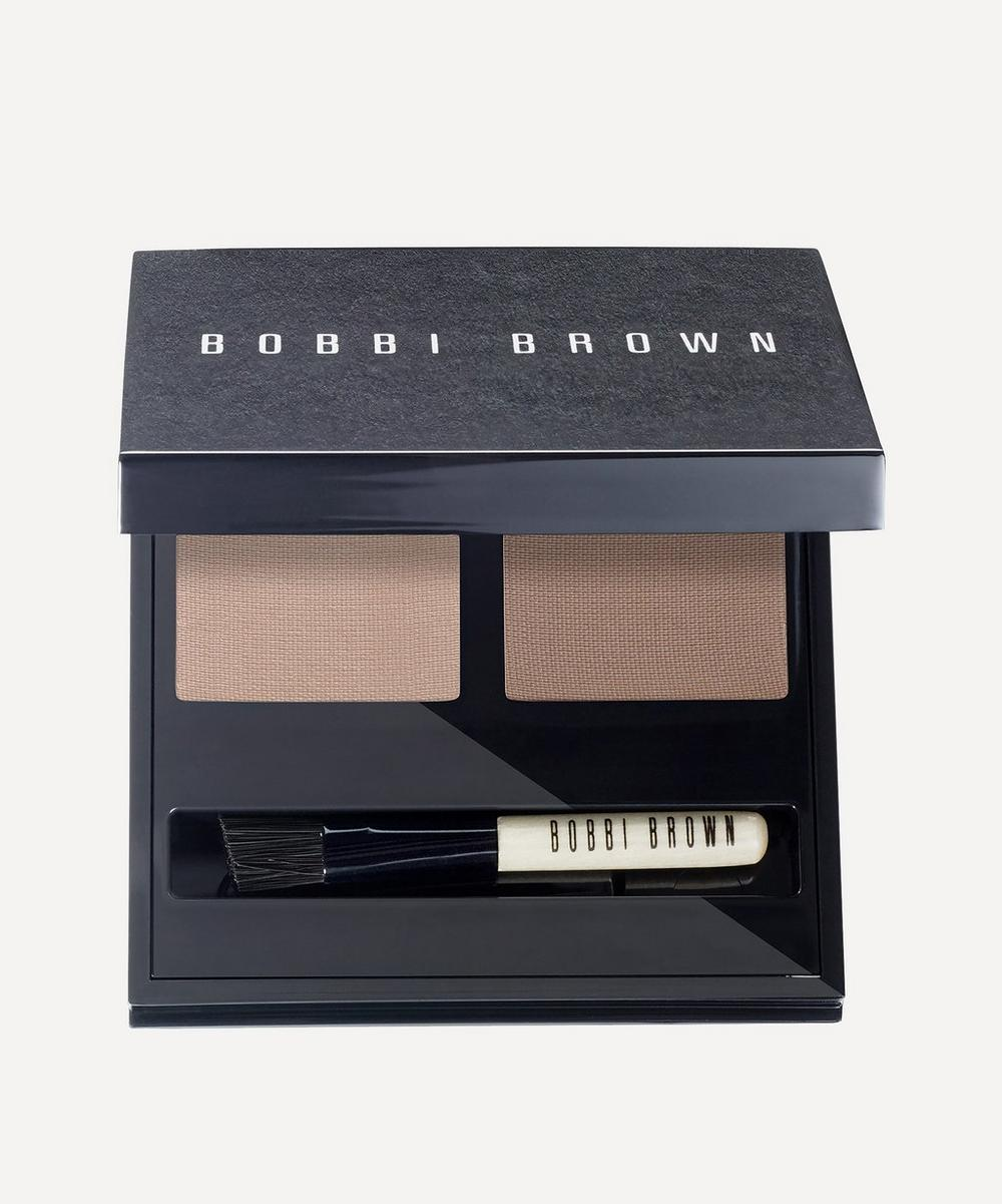 Bobbi Brown Brow Kit In Light (birch And Cement)