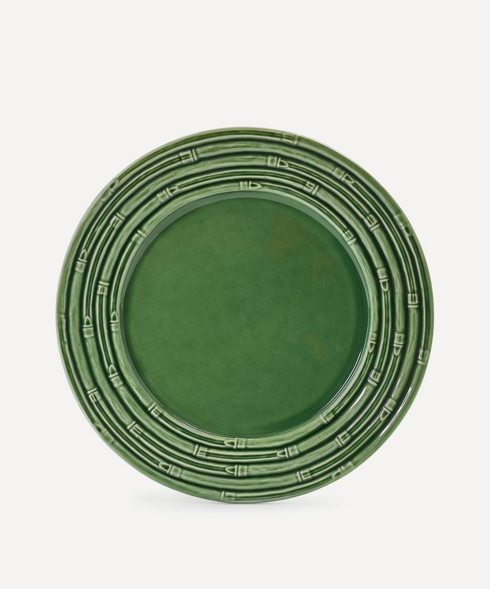 Bamboo Charger Plate