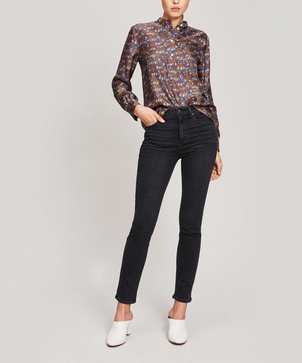 Paige - Sarah Slim-Straight Jeans