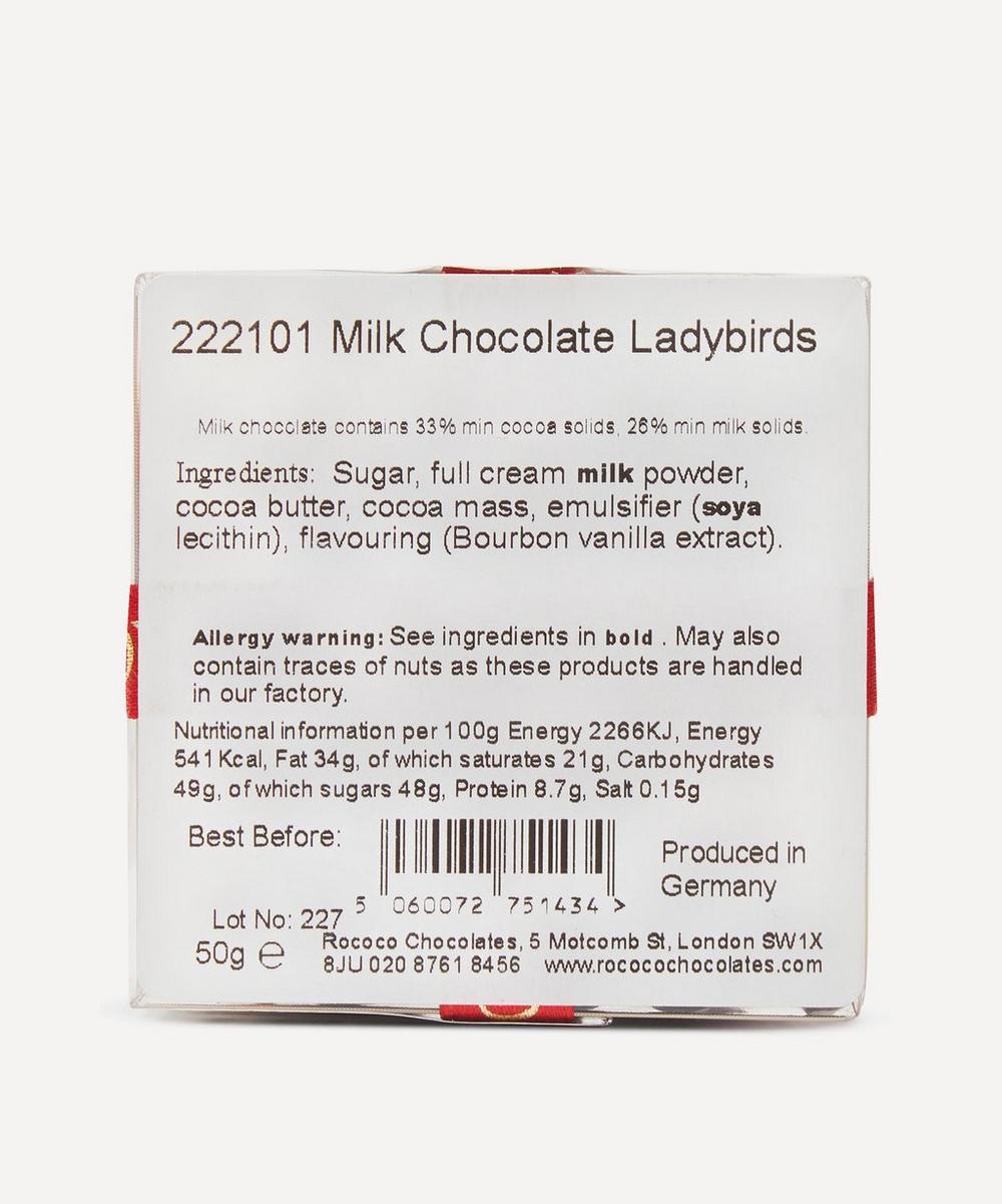 Milk Chocolate Ladybirds 60g