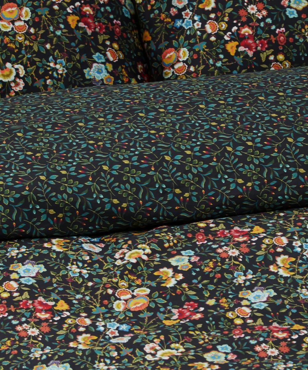 Delilah Cotton Sateen King Duvet Cover Set
