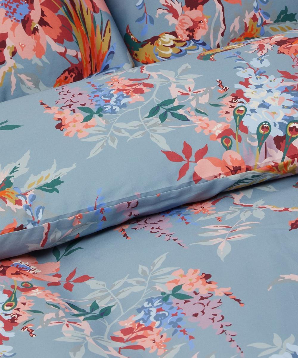 Delphine Cotton Sateen Double Duvet Cover Set