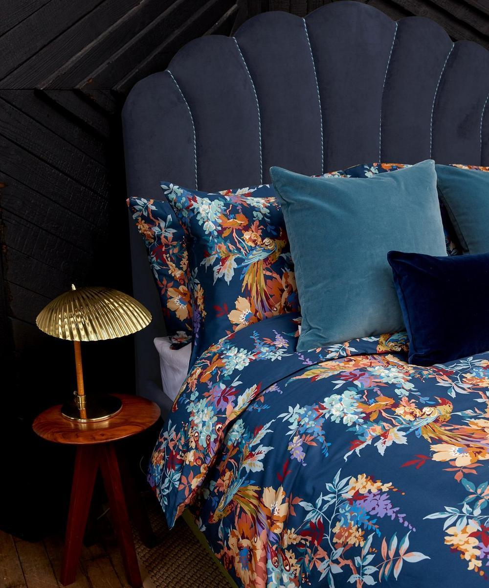 Delphine Cotton Sateen King Duvet Cover Set