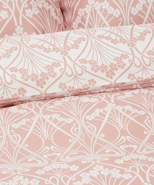 Ianthe Cotton Sateen Double Duvet Cover Set