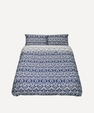 Ianthe Cotton Sateen Super-King Duvet Cover Set