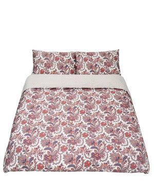 Mala Cotton Sateen Super-King Duvet Cover Set
