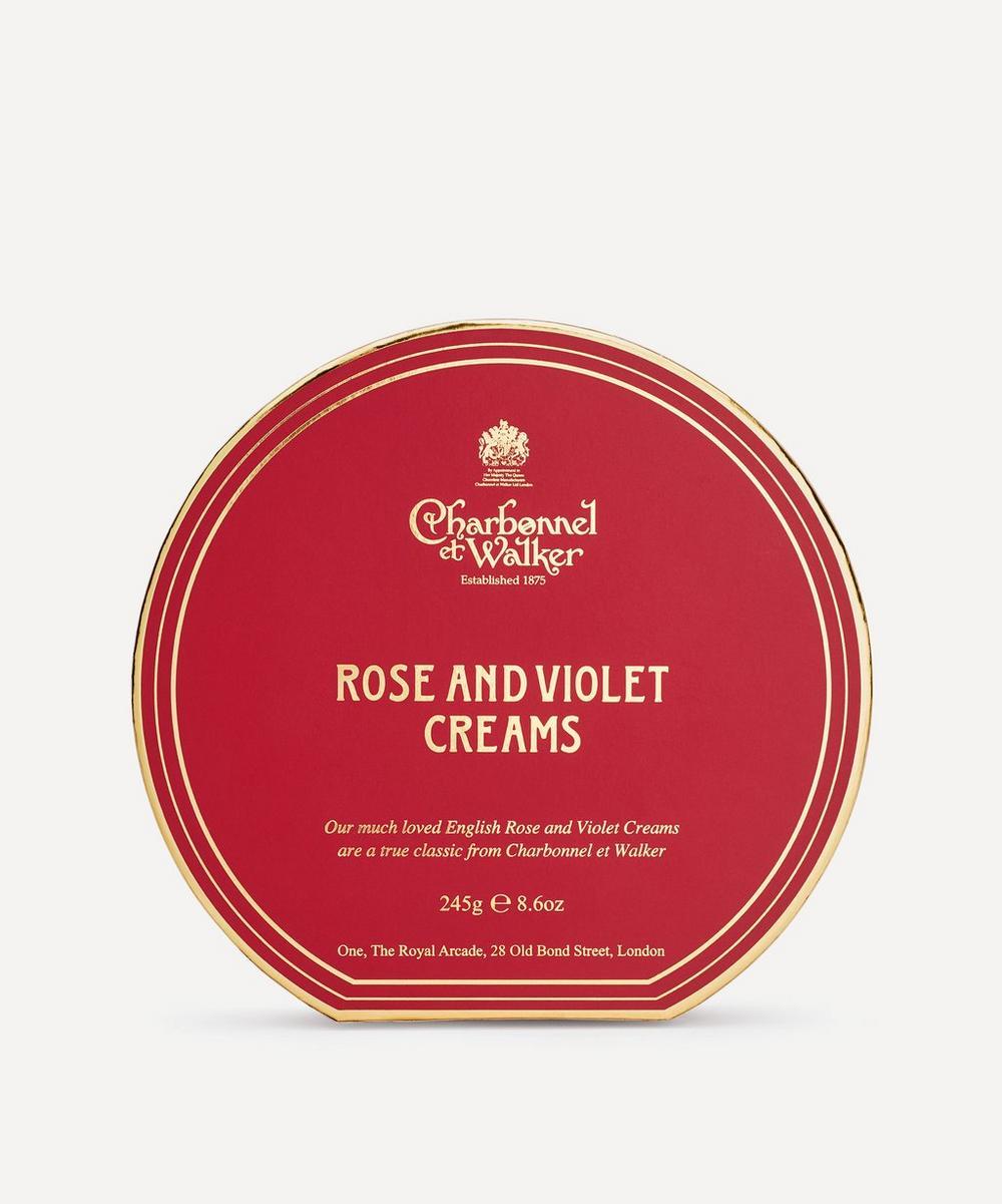 Charbonnel et Walker - English Rose and Violet Creams 245g