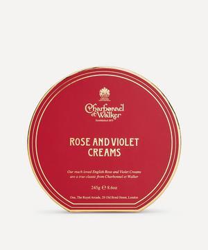 English Rose and Violet Creams 245g
