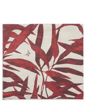 Les Palmiers Linen Tablecloth