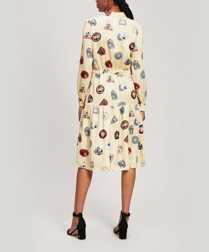 Hilde Tie-Waist Shirtdress