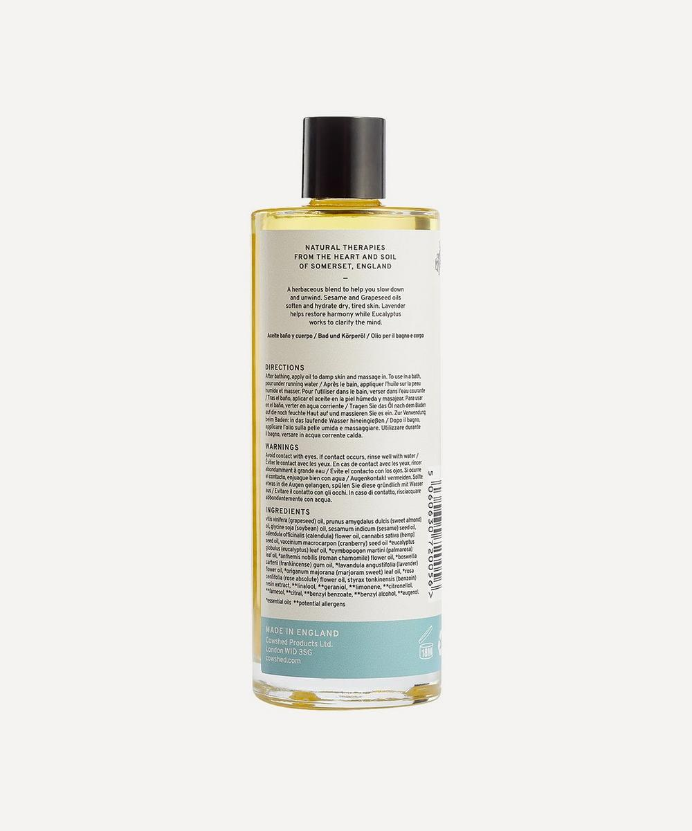 Relax Calming Bath & Body Oil 100ml