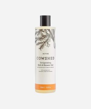 Active Invigorating Bath & Shower Gel 300ml