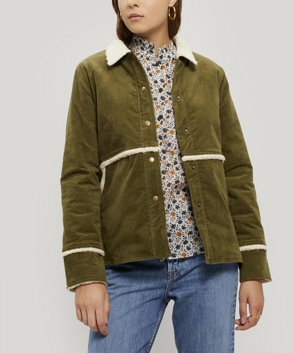 Tyneside Fleece-Lined Jacket