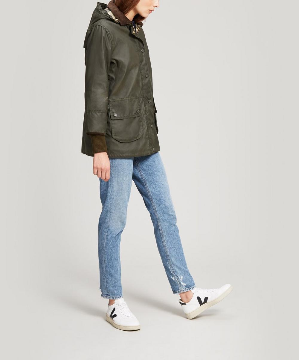 Pine Martin Hooded Wax Jacket