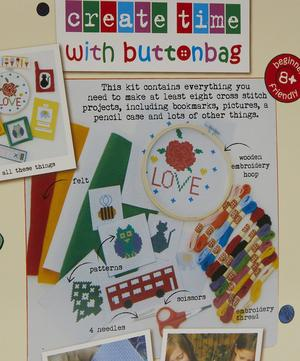 Cross-Stitch Suitcase Kit