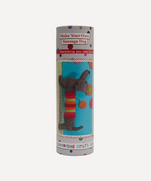 Sausage Dog Crochet Kit